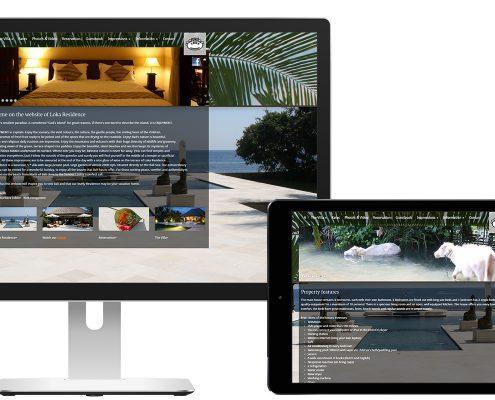 Portfolio overzicht producten - Villa Mimpi